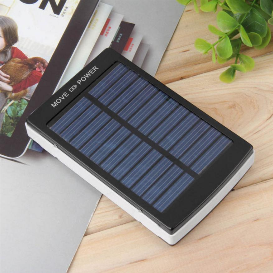 מטען סולארי נייד לסמארטפון 30000mAhתמונה של