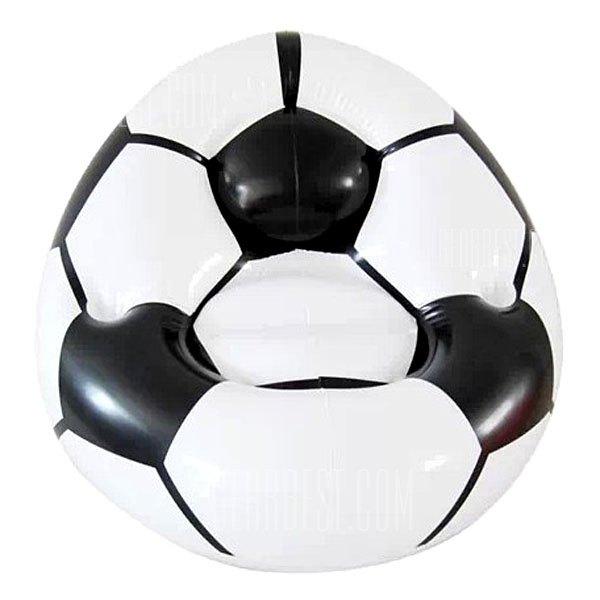 כורסת כדורגל מתנפחת