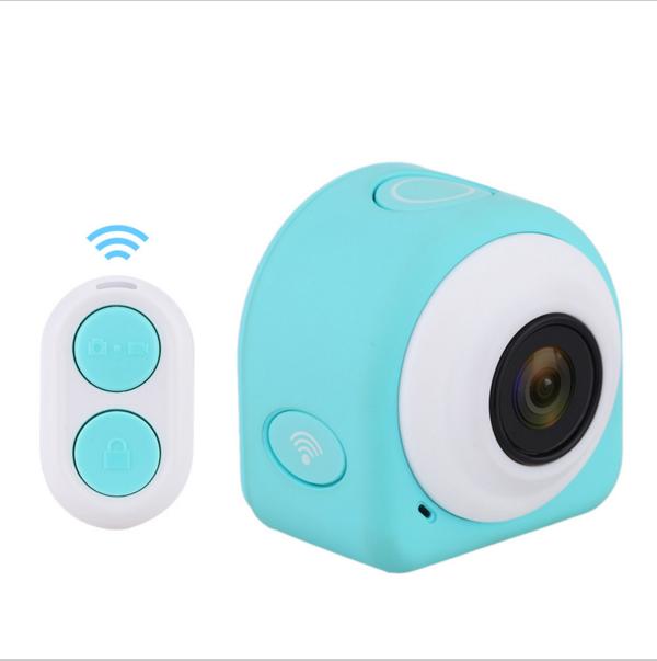 סופר מיני מצלמת Wifi ניידת - מצלמת אבטחה / מעקב בשליטה מרחוק! - Gadgetime RI-99