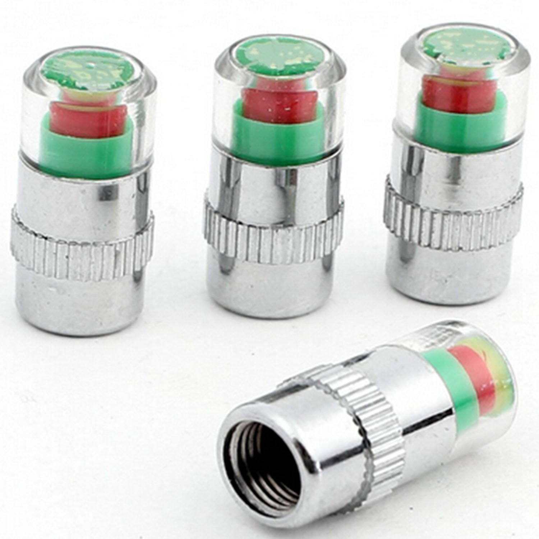 4 חיישני לחץ אוויר לרכבתמונה של