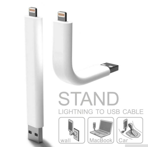 כבל לאייפון USB קשיח