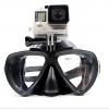 משקפת צלילה עם מתקן למצלמת אקסטרים