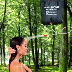 מקלחת ניידת | מקלחת שדה