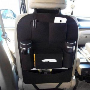 ארגונית למושב אחורי ברכב