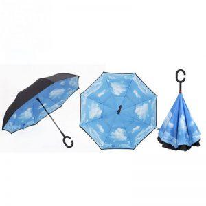 מטריה הפוכה - גאדג'טייים