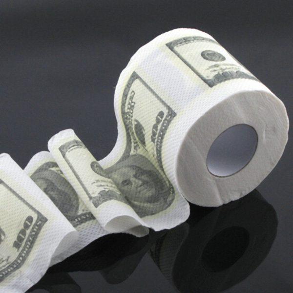 נייר טואלט דולר