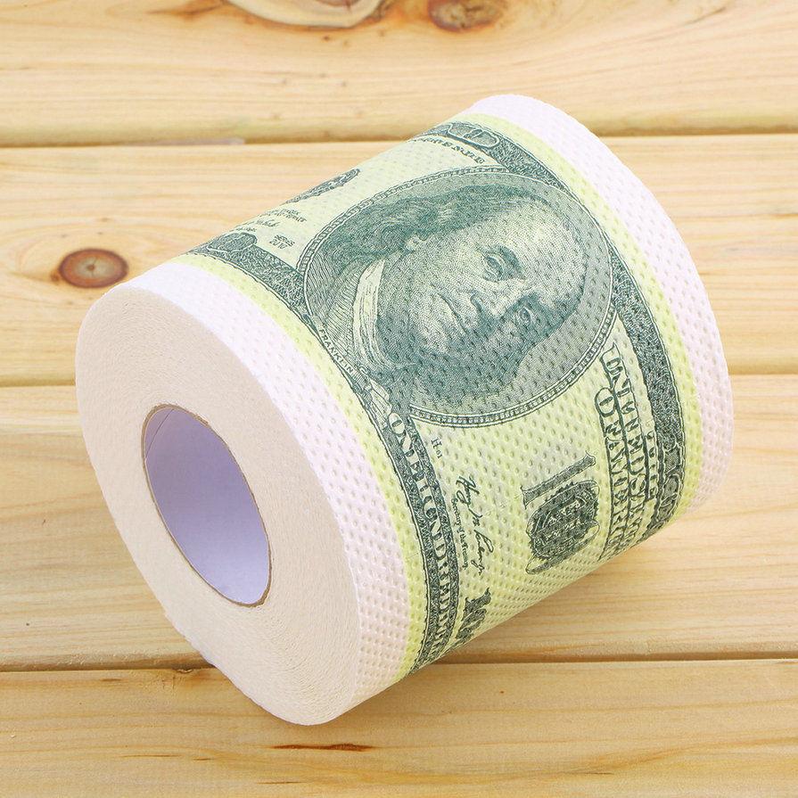 נייר טואלט דולרתמונה של